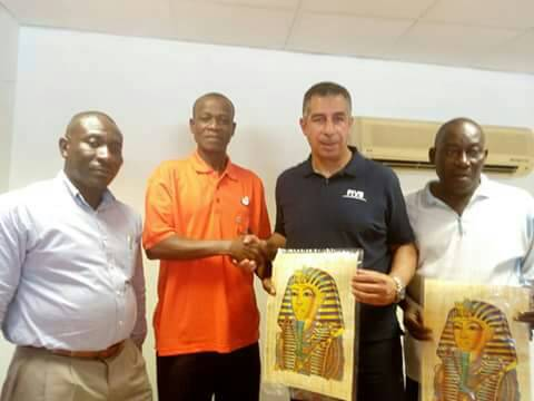 2018 Intensive Volleyball Coaching Course Ends In Accra