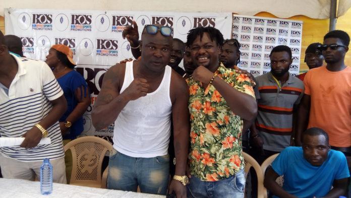 Showdown In Bukom Part II: Bukom Banku, Bastie Samir Rematch Set For June 30