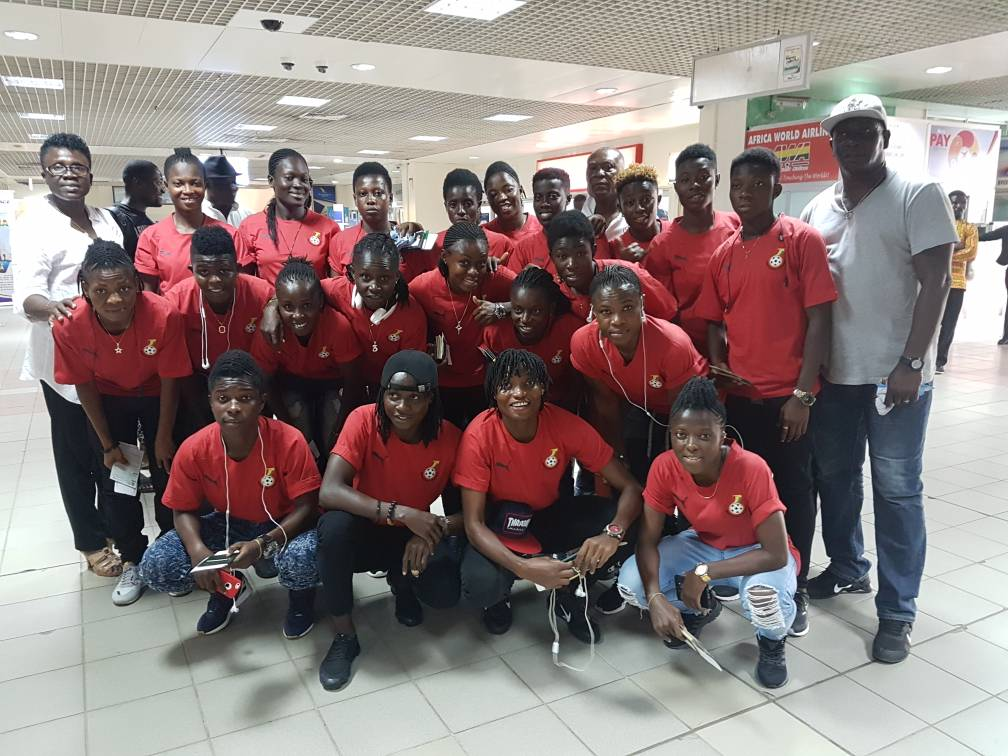 Black Queens to fly out on Tuesday for Japan friendly