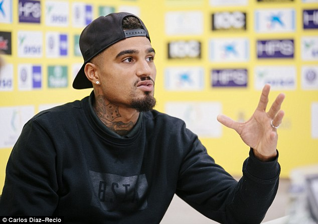 Prince Boateng Talks Racism With The United Nations