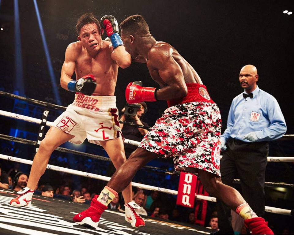 Richard Commey Knocks Out Alejandro Luna In IBF Eliminator