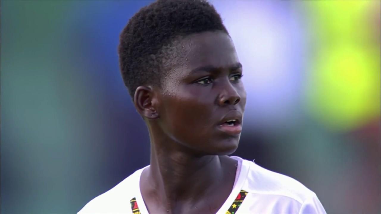 Black Princesses Midfielder Ernestina Abambila Feels Buoyant Ahead Of 2018 Women's World Cup