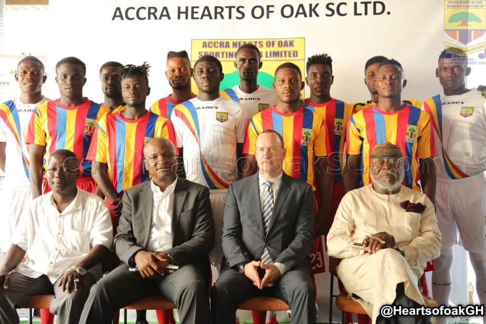 """Hearts Of Oak Scribe Kwame Opare Addo- 'We Have Acquired The Best Players For The Coming Season"""""""