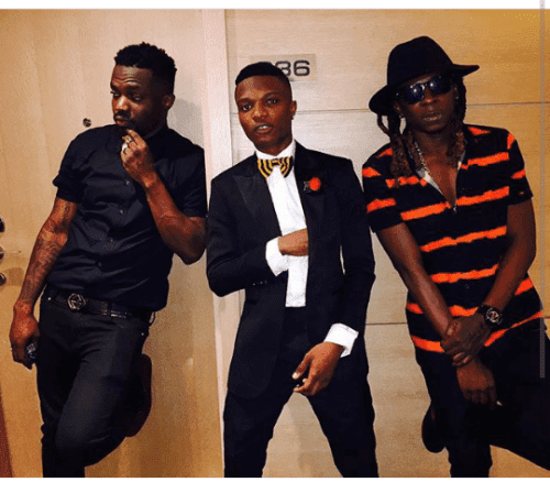 R2bees Cannot Be signed To Star Boy Record Label- Wizkid