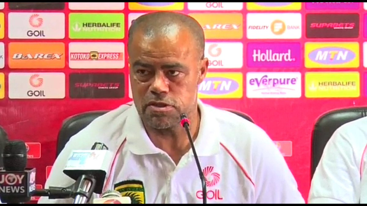 'He Is Rather Visionless'- Serebour Boateng Responds To Steve Polack's Jab