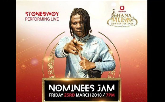 Stonebwoy To Perform At VGMA Nominees Jam Despite Legal Threats