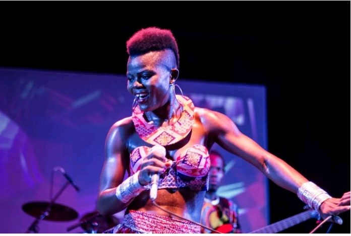 Wiyaala Takes Swipe At VGMA Organizers After Snubbing 2018 GMA Awards Launch