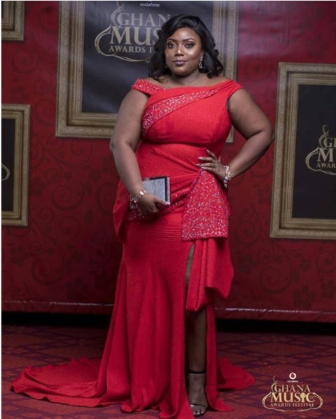 2018 VGMA red carpet host; AJ Sarpong lists her 5 TOP musicians in Ghana