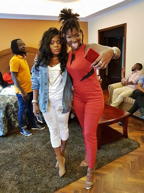 MzBel makes glowing revelations about late Ebony