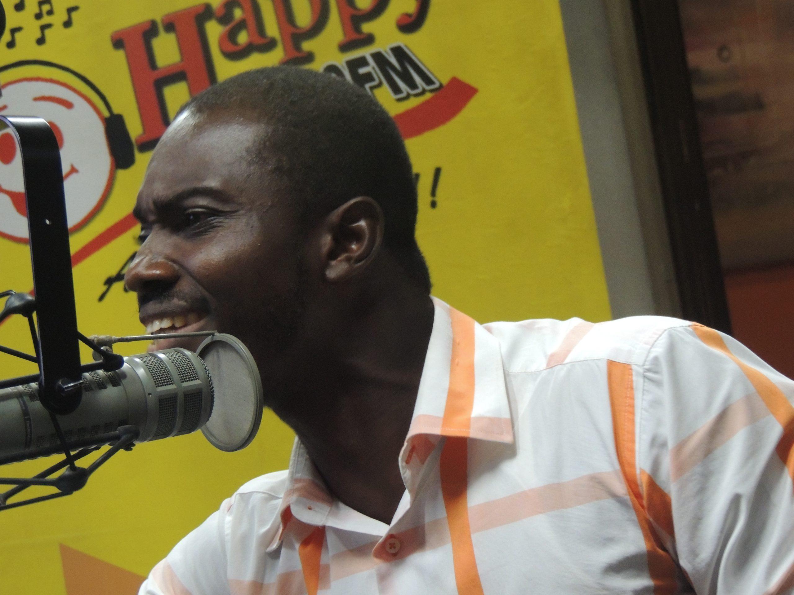 NPP Loyal Ladies are 'Call Girls' - Ernesto Yeboah