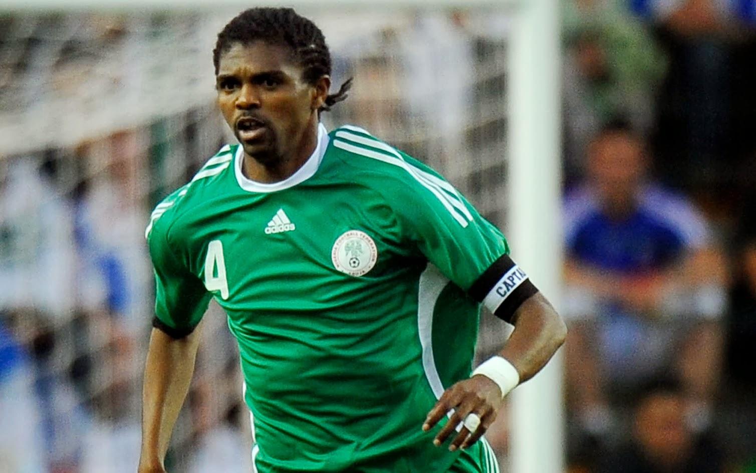 Ex-Super Eagles ace Nwankwo Kanu joins Nigeria presidential race
