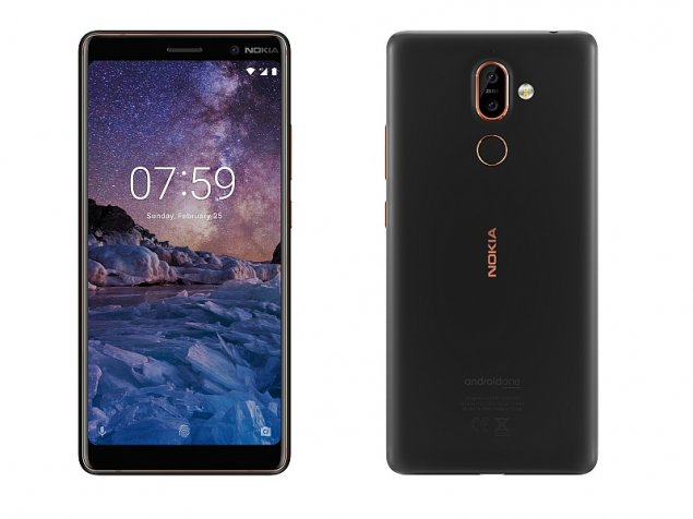 Two-day battery flagship hero Nokia 7 plus arrives in Ghana