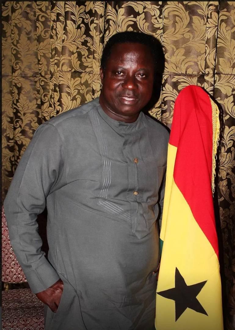 Rev. Adesah has failed amputee football – Bishop Adjah Coffie