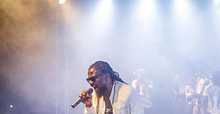 VIDEO: Samini shows class with superlative performance at first afrobeats festival in Australia
