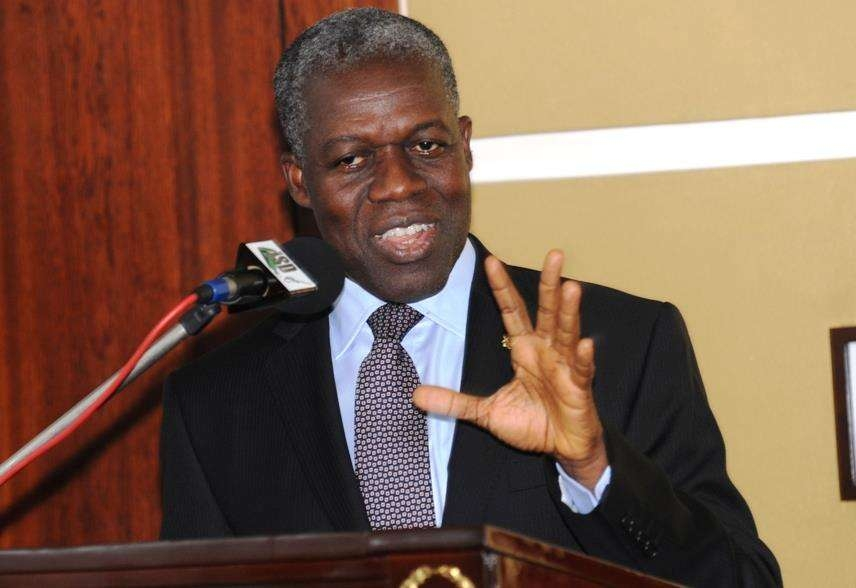 Amissah Arthur relaunches political ambition, tours regional branches
