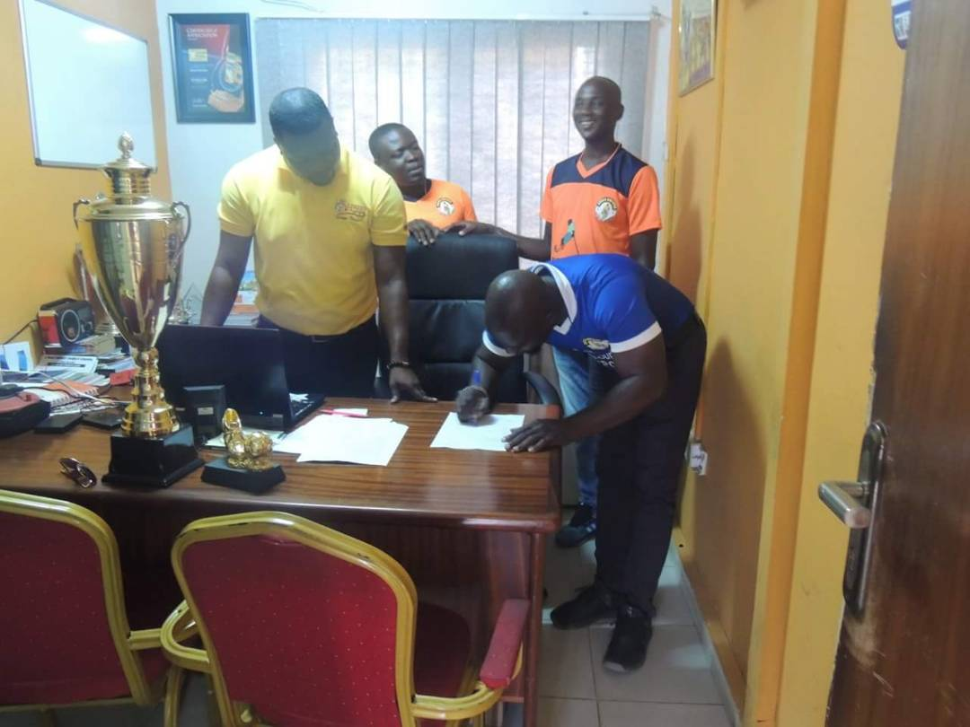 PHOTOS: Happy FM signs partnership deal with Amputee Football League