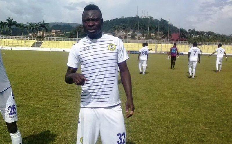 GPL: Aduana Stars striker Bright Adjei eyes Eleven Wonders scalp in Dormaa