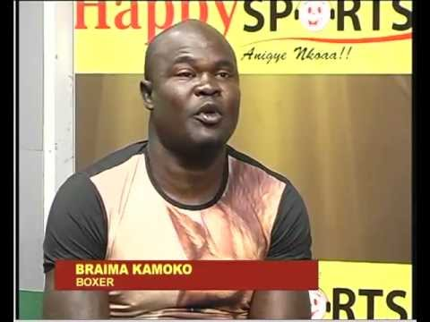 Ghanaian boxer Banku Banku nabbed by police for beating Assemblyman