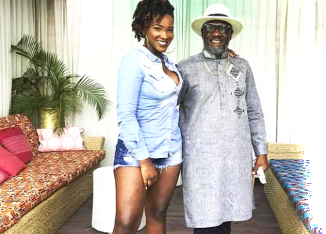 My daughter was severally abused by her former manager - Ebony Reigns father discloses