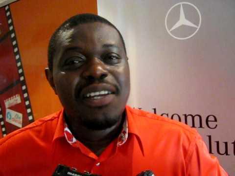 Ekow Blankson apologises to Kumawood film makers
