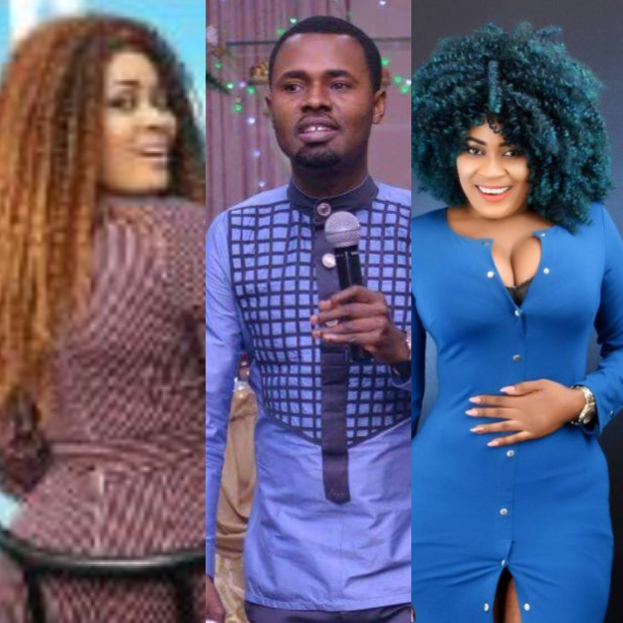 HOT AUDIO: Ernest Opoku is cursed – Kumawood actress reveals