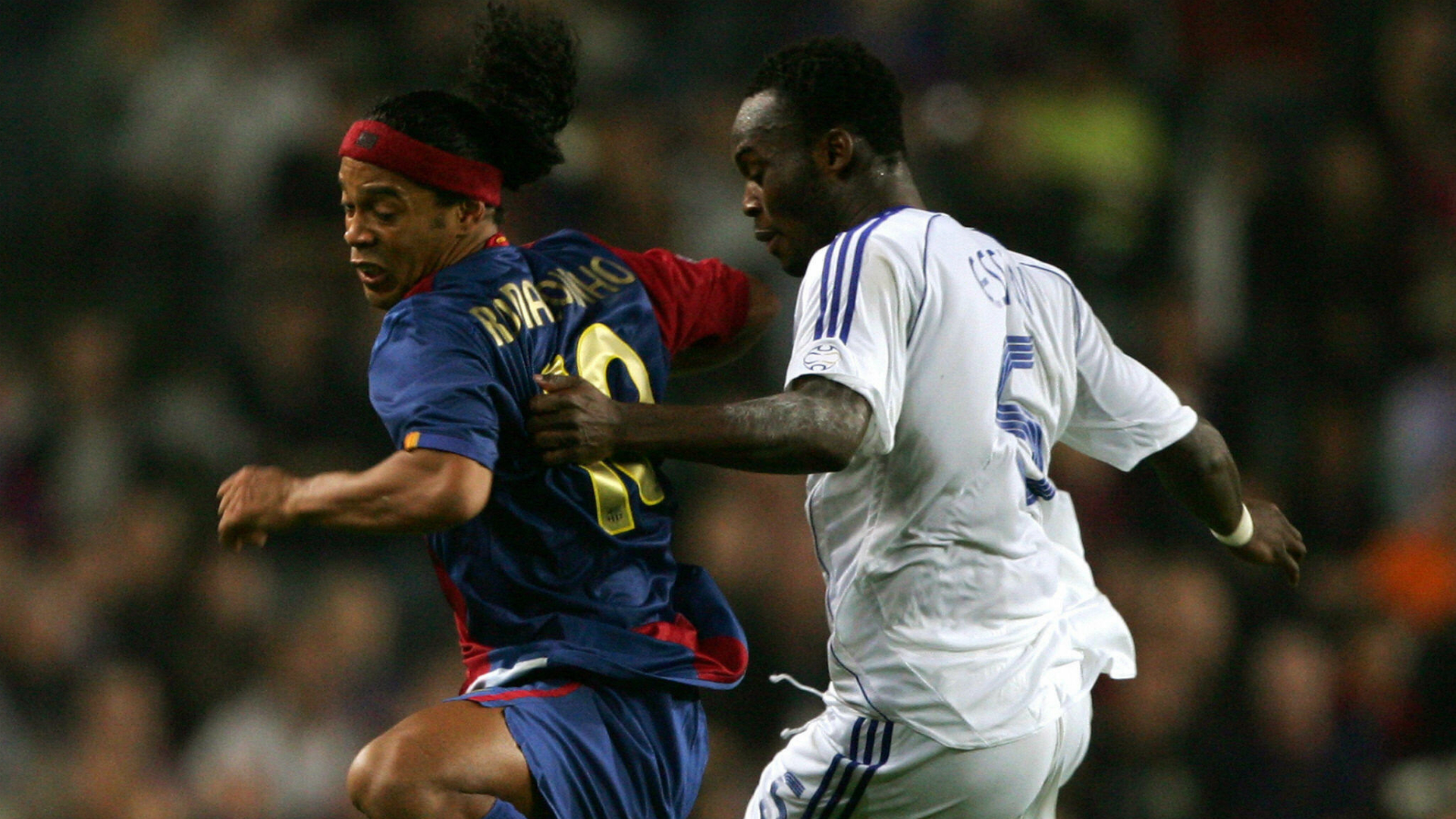 Michael Essien to play with Ronaldinho, Figo and other football greats in Match for Solidarity