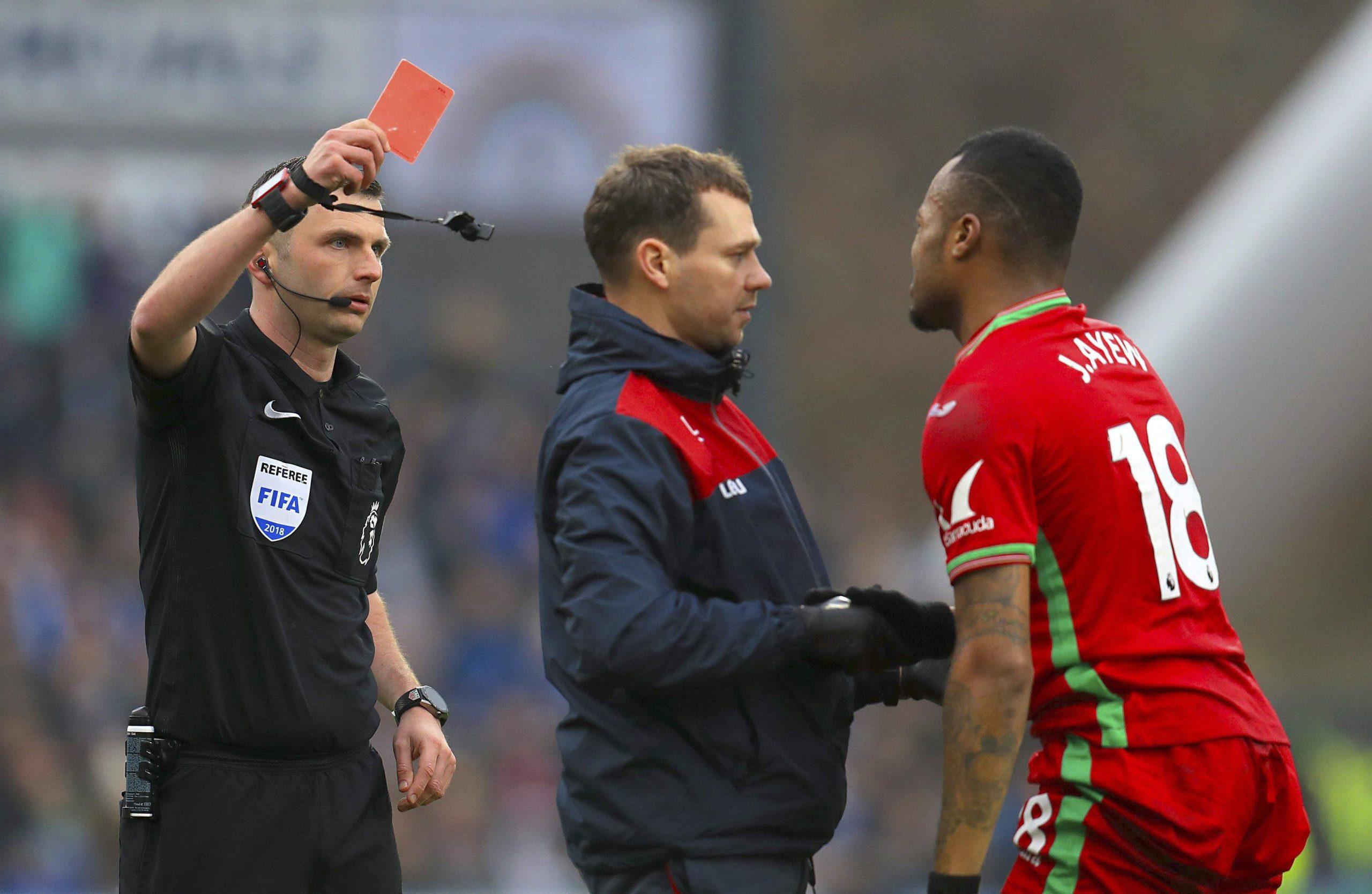 Swansea City defender Martin Olsson hails Ayew's return from suspension