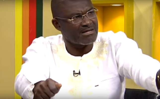 Kennedy Agyapong calls Colonel Aggrey a 'fool'