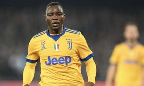 Juventus midfielder Kwadwo Asamoah agent meets Inter Milan
