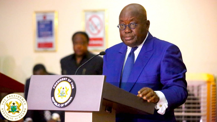 Theresa May woos Akuffo Addo to legalize homosexuality in Ghana