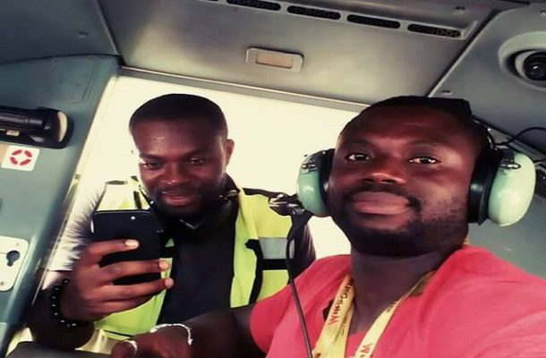 TRAGEDY: Ghanaian Airline engineer found dead in a bush