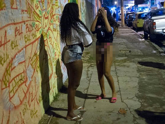 Two sisters in trouble over forced prostitution