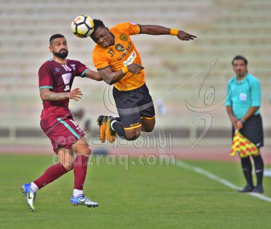 Rashid Sumaila helps Al Qadsia claim 3rd place finish in Kuwait League