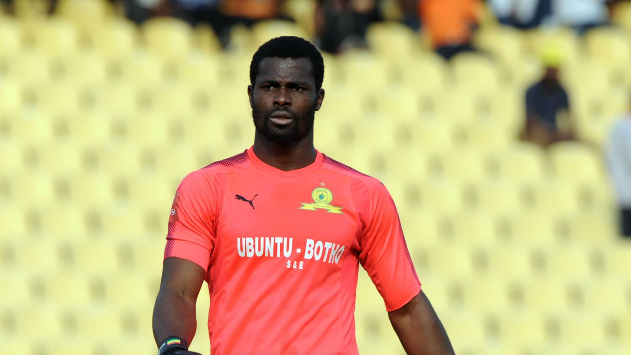 Ghana's Razak Brimah wins ABSA Premiership title with Mamelodi Sundowns