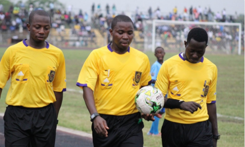 Techiman Eleven Wonders boss cuts referee Ghansah, Nantiere down to size after horror show against Kotoko
