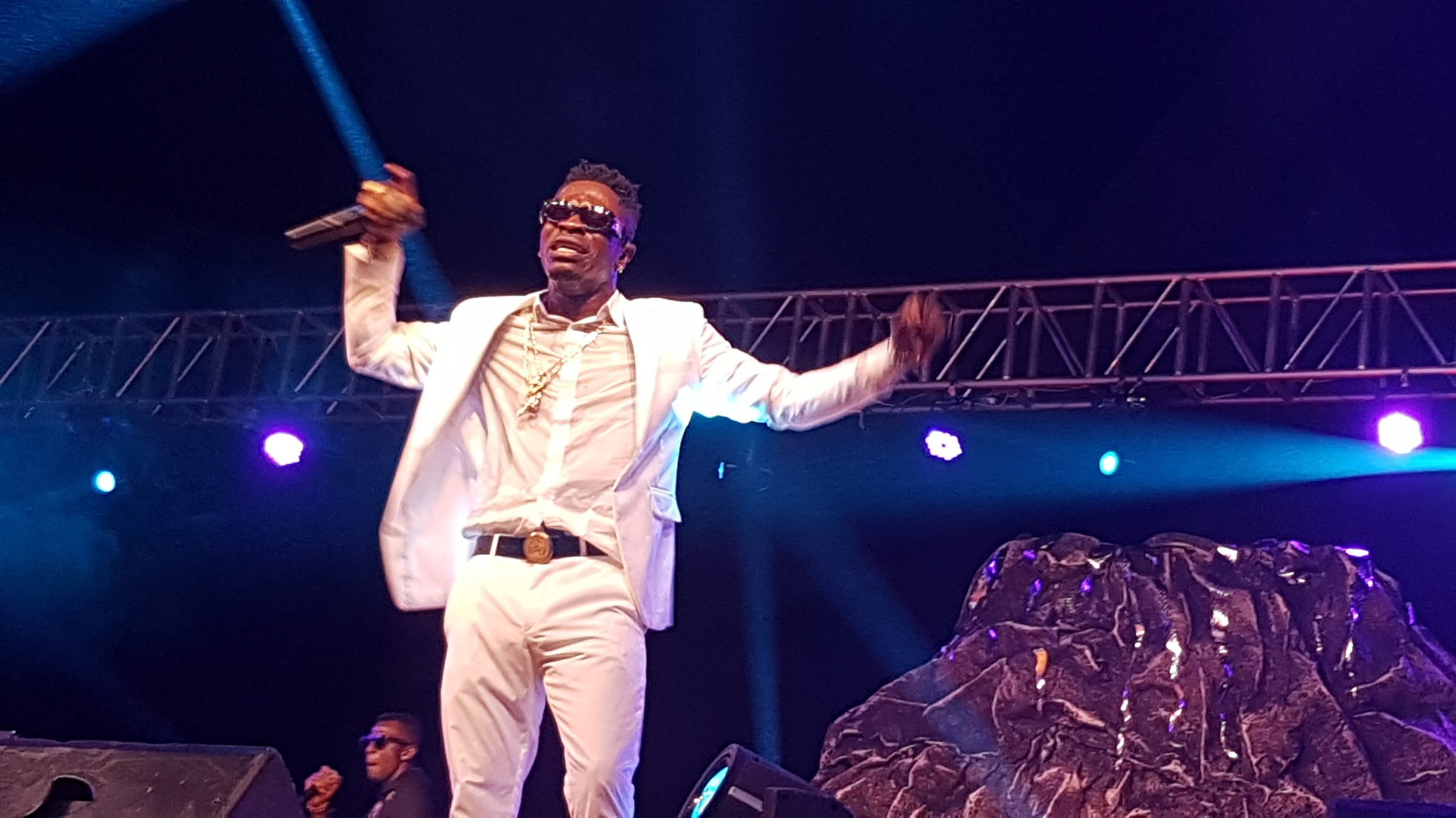 "Shatta Wale replies critics: ""I do 'Jama' songs because your parents love it"""