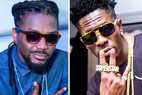 Stop bragging with your coins, you don't have money - Samini tells Shatta Wale