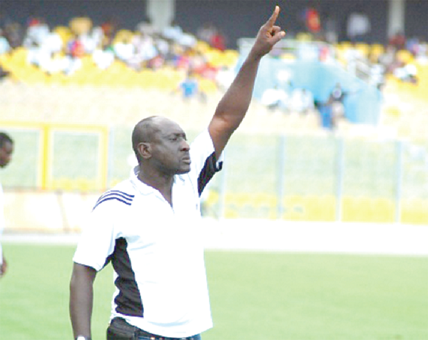 Aduana Stars coach Yusif Abubakar content with CAF Confederation Cup draw