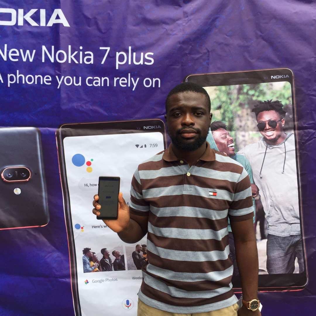 HMD Global rewards VGMA competition winners with Nokia 7 plus phones