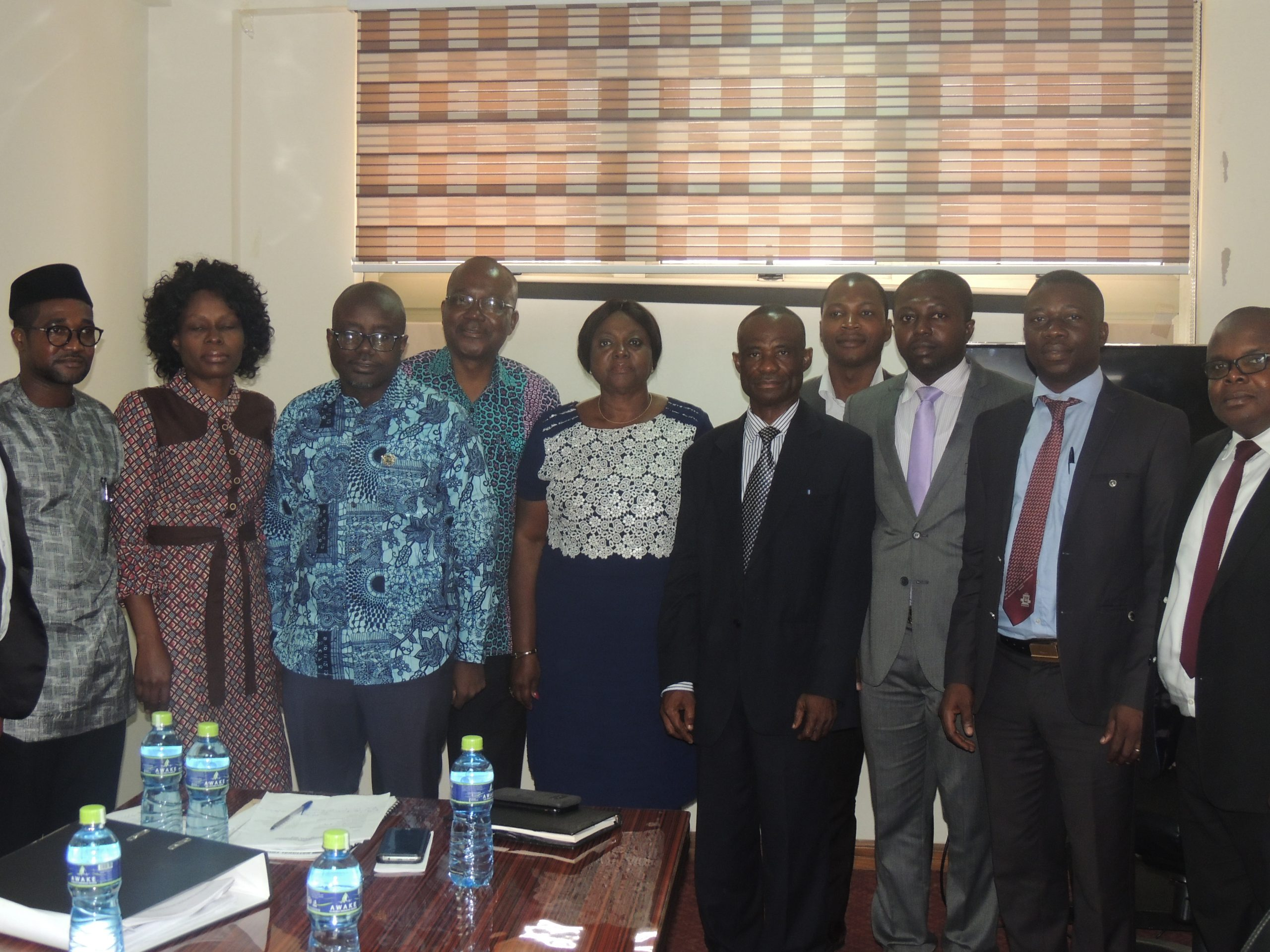Ghana Tourism Authority inaugurates 5-member Audit Committee