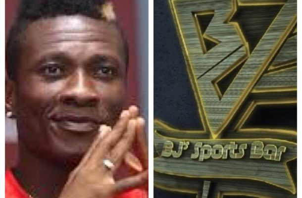 Asamoah Gyan breaks new ground with latest company
