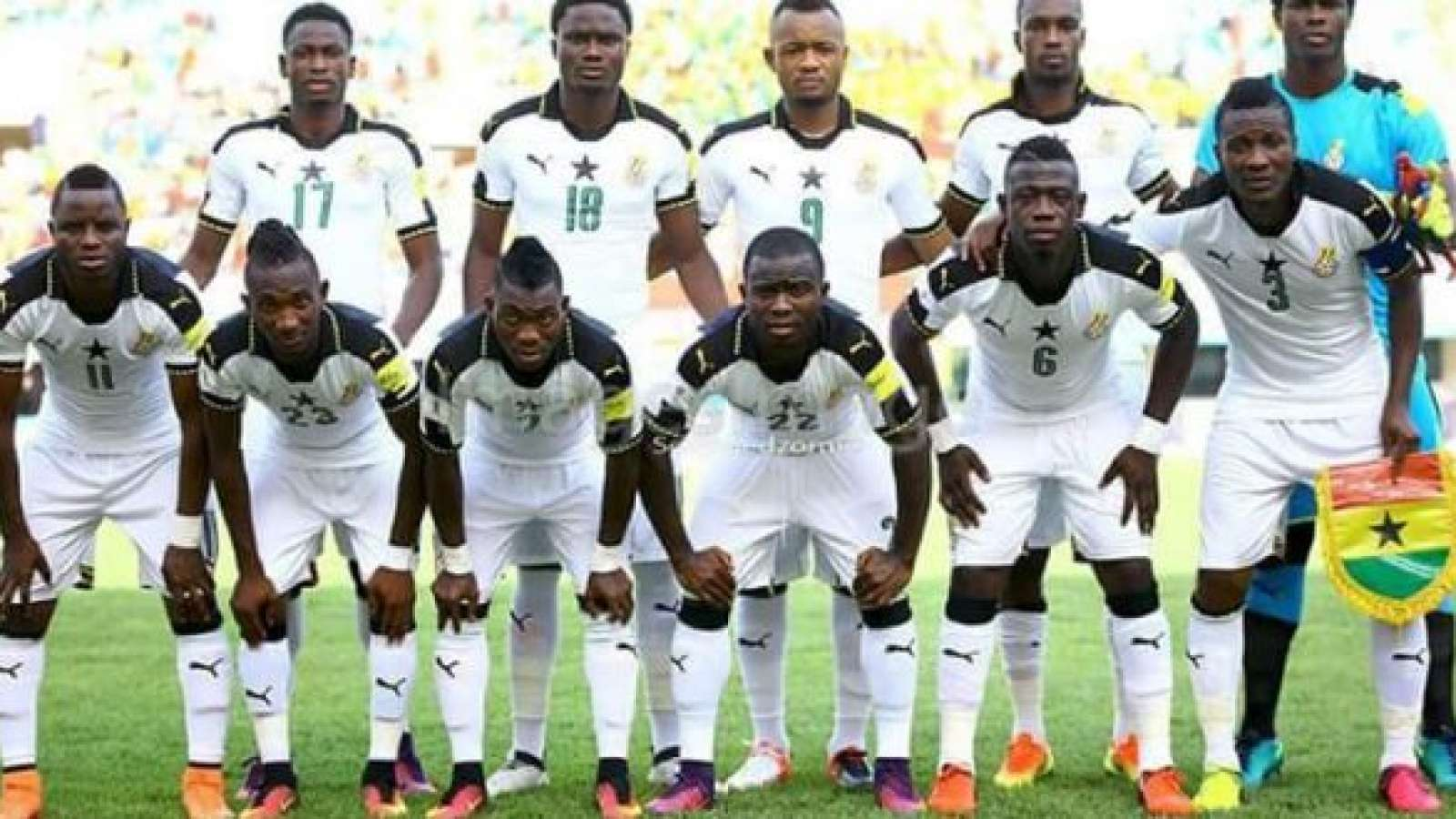 EXCLUSIVE: Ghana names strong starting line-up against Japan