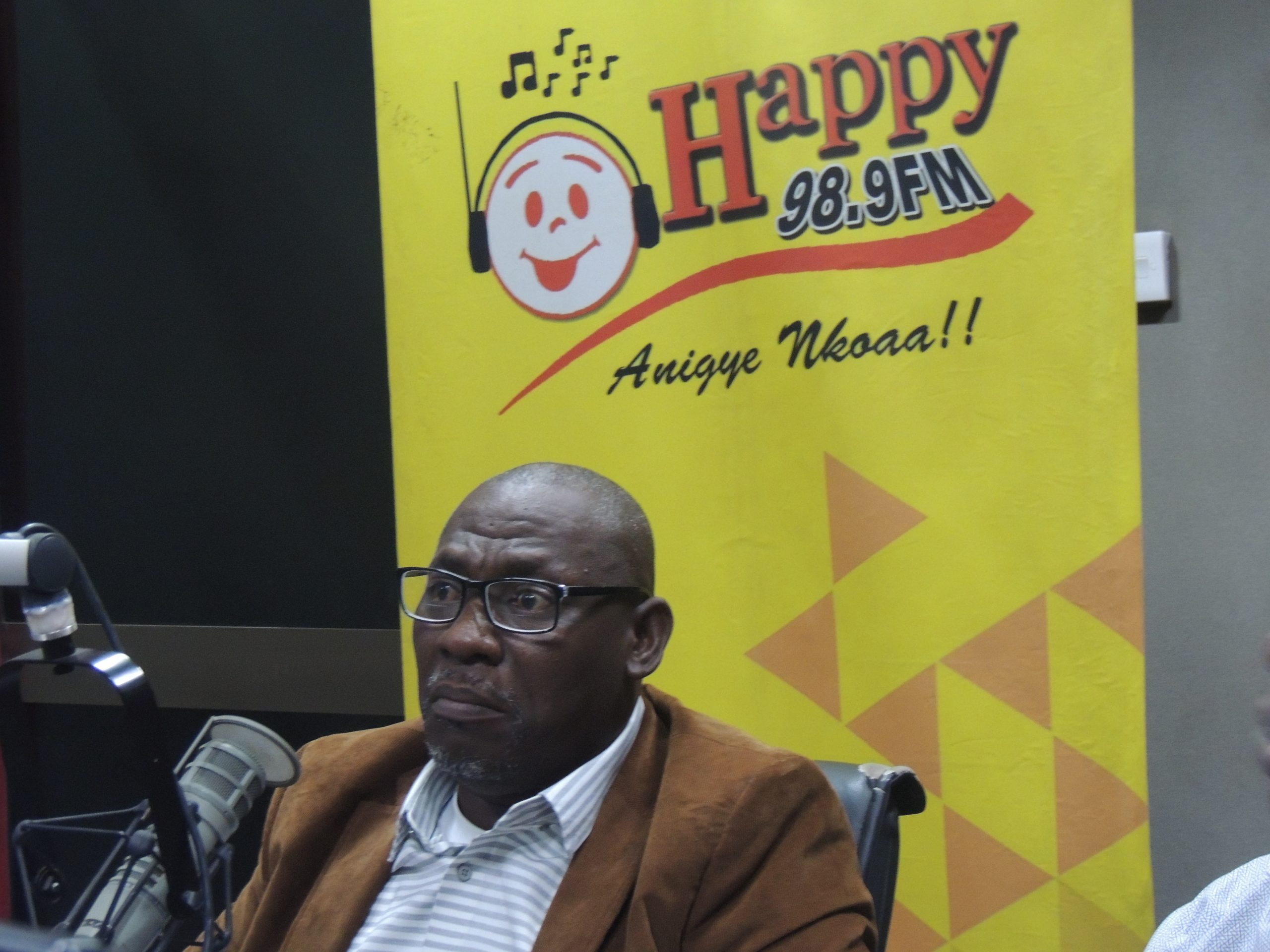 """""""George Afriyie's 'malicious lies' and 'illegal meeting' caused his sacking"""" - Yankah"""