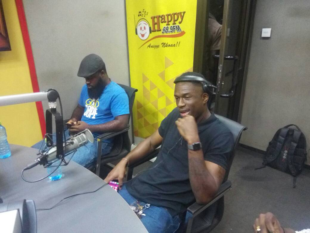 """Hammer prophesied I was going to be a star"" – Joey B"