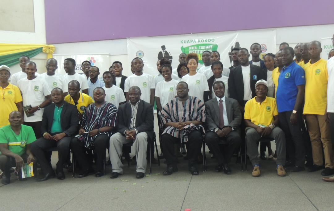KUAPA KOKOO INTER – TERTIARY SCHOOL DEBATE