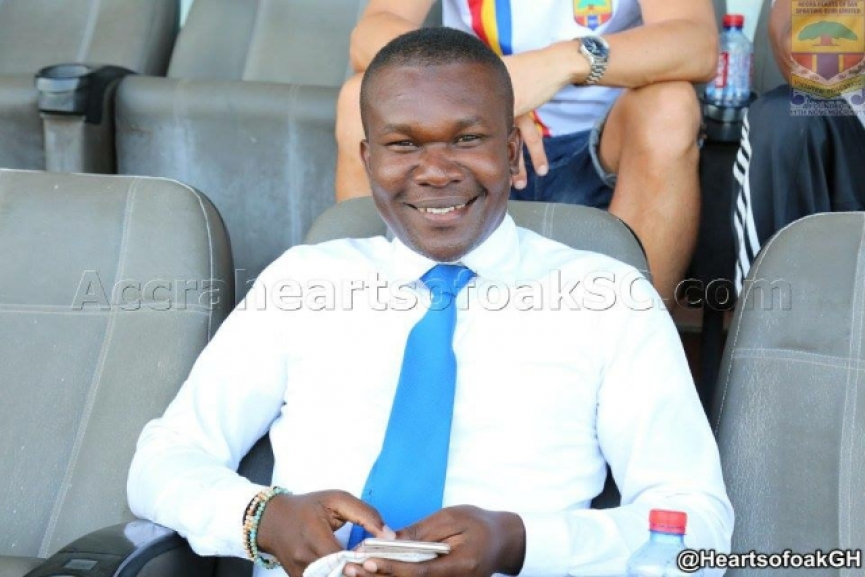 Hearts of Oak denies Kwaku Sakyi Quashie's sacking report