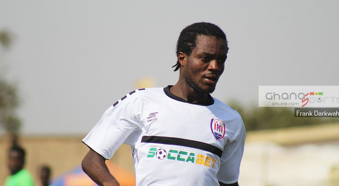 ZCPL: Inter Allies 1-0 Hearts of Oak - Richmond Lamptey's solitary strike keeps Capelli Boys' perfect home record intact