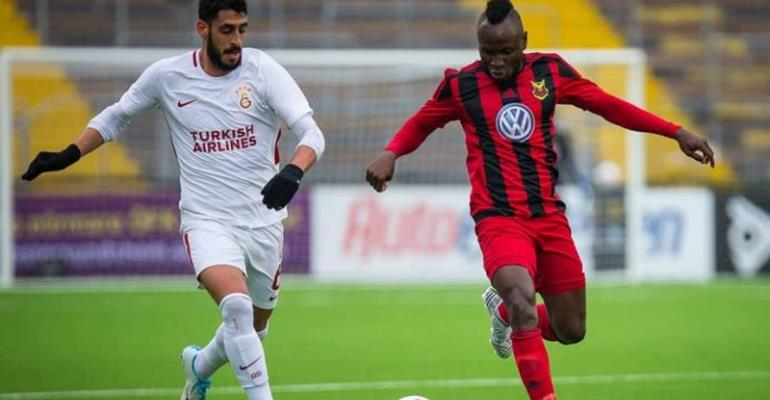 Samuel Mensah set to make injury comeback for Ostersunds FK against Sundsvall