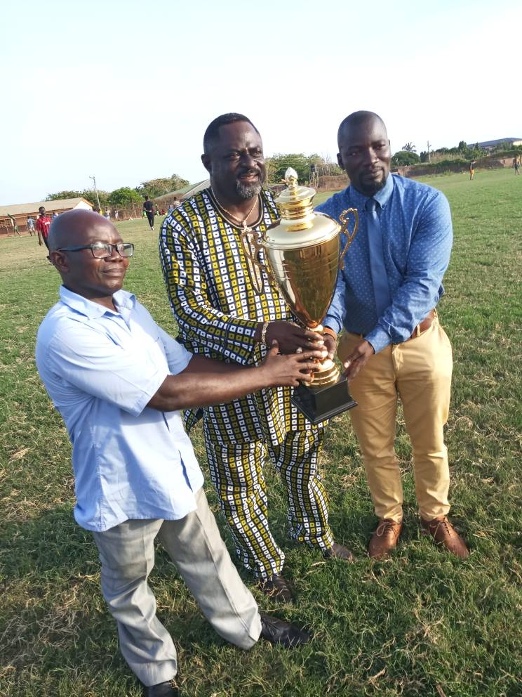 Isaac 'T.T Brothers' Tetteh lauds Ghana Amputee Football League Board
