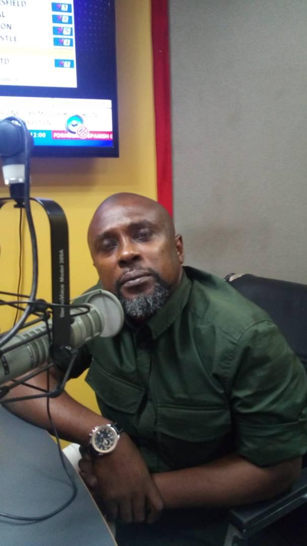 Top football scout Kofi Bawuah jabs George Afriyie over GFA presidential dream